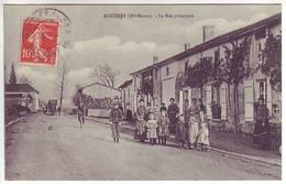 52 Rozières - La  Rue Principale - Ed: ? - Autres Communes
