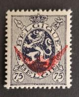 België/Belgium - Nr. D14 Dienst (postfris) - Service