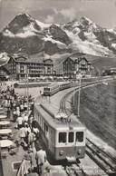 KLEINE SCHEIDEGG     TRAIN. - BE Bern