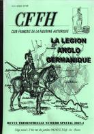 CFFH LA LEGION ANGLO GERMANIQUE GUERRE EMPIRE KING'S GERMAN LEGION 1803 1815 - Libri