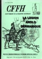 CFFH LA LEGION ANGLO GERMANIQUE GUERRE EMPIRE KING'S GERMAN LEGION 1803 1815 - Books