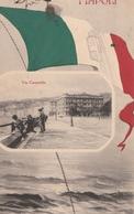Cartolina - Postcard /  Viaggiata - Sent /   Napoli. - Napoli (Napels)