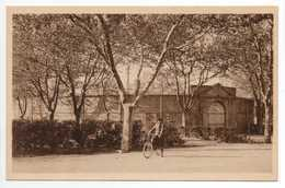 - CPA SALIN-DE-GIRAUD (13) - Vue Des Arènes Solvay - Collection DUMUNIER - - France