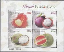 Indonesia - Indonesie New Issue 16-10-2017 (Blok)  ZBL 370 - Indonésie