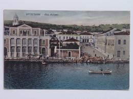 Argostolion Argostoli 1910 - Grecia