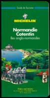 GUIDE VERT MICHELIN (1997) NORMANDIE-COTENTIN, ILES ANGLO-NORMANDES, 246 PAGES, 3 SCANS - Michelin-Führer