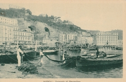 Cartolina - Postcard / Non Viaggiata - Unsent /   Napoli, Spiaggia Di Mergellina. - Napoli