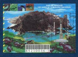 Brésil - 100 Anos De Soberania Nacional - Oblitéré - 1997 - Brazilië