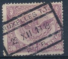 """TR 83 - """"BRUXELLES - T.T. - P  -  P"""" - (ref. 30.150) - 1915-1921"""