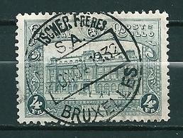 TR 171 Gestempeld (firma Afstempeling) FISCHER FRERES - BRUXELLES - BRUSSEL - 1923-1941