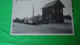 Archennes ( Grez- Doiseau)  1 C.p. Gare Des Vicinaux   ( Tram )  Dos : Libre - Nivelles