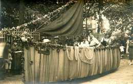 MONTPELLIER ?   =  Bateau Carte Photo Carnaval  1271 - Montpellier