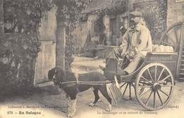 En Sologne - Le Boulanger Et Sa Voiture De Livraison - Attelage De Chien - Cecodi N'959 - Non Classés