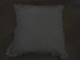 Dessus De Taie D'oreiller Ancien Fait Main - Bed Sheets