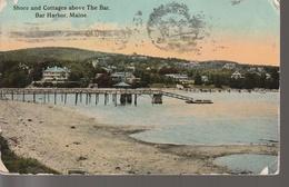 Bar Harbor , The Bar , 1915 - Stati Uniti