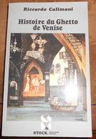Histoire Du Ghetto De Venise - History