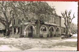 LA ROQUABRUSSANNE- Var- Hotel Restaurant De La Loube-Propriétaire - Cpsm Voyagée 1960   -  Scans Recto Verso - La Roquebrussanne