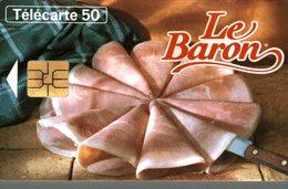 TELECARTE 50 UNITES  LE BARON - France