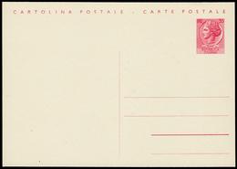 ITALIA TURRITA. Cartolina Postale Da Lire 35 (Interitalia 156) Nuova E BBB. - 6. 1946-.. Repubblica