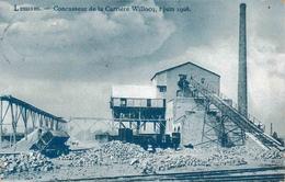 Lessines Concasseur De La Carrière Willocq Juin 1908 édit Van Nieuwenhove - Lessines