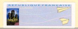 RAPA NUI à La Foire De Caen Vignette Vierge - 2010-... Vignettes Illustrées