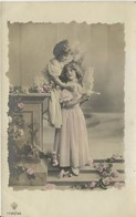 ENFANTS A LA COLOMBE   1910 - Scenes & Landscapes