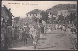 CPA - Tunsie, TEBOURSOUK, Place De L'ancien Marche - Tunisia