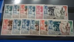 GRANDE SERIE COLONIES FRANCAISES - 1949 75e Anniversaire De L'UPU