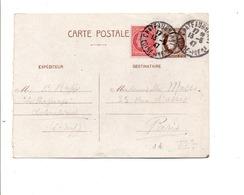 MAZELIN SUR ENTIER DE CHATEAUBRIANT 1947 - 1921-1960: Modern Tijdperk