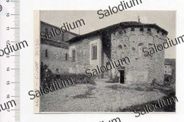 ALIATE CIVATE CARATE BRIANZA - Immagine Ritagliata Da Pubblicazione Originale D'epoca Primi '900 - Immagine Tagliata