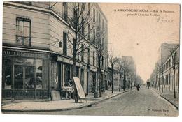 GRAND MONTROUGE TUE DE BAGNEUX COMMERCES ANIMEE - France