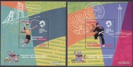 Indonesia - Indonesie New Issue 18-01-2018 (Blokken)  ZBL 371-372 - Indonesia