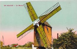 EN BEAUCE - Le Moulin à Vent - Windmolens