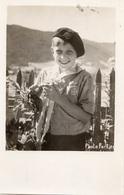 SCOUTS DE FRANCE (CARTE PHOTO) SIGNE FORTIER - Scoutisme