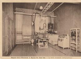 Hôpital Civil D'Etterbeek - La Salle D'examen Radiographique - Gezondheid, Ziekenhuizen