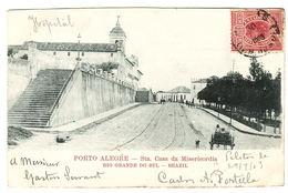 PORTO ALEGRE - Sta. Casa Da Misericordia - Rio Grande Do Sul - Porto Alegre