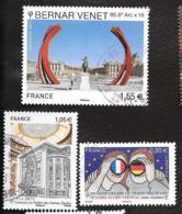 TIMBRE FRANCAIS.OBLITERATION RONDE   ...2013 ..... N° 4711/4723/4737..VOIR SCAN - France