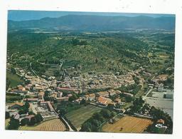 Cp , 04 , RIEZ ,vue Générale Aérienne , Vierge ,  Ed. Combier - Autres Communes