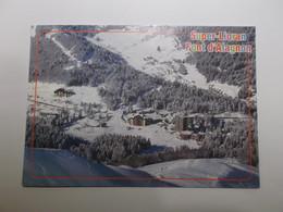 SUPER LIORAN Et FONT D'ALAGNON  Station De - Andere Gemeenten