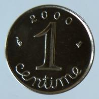 F10660.2 - FRANCE - 1 Centime épi - 2000 - France