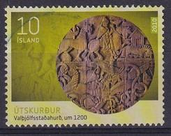 Iceland 2010, Minr 1263 Vfu - Oblitérés