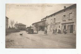 38 Isère Estrablin Le Logis Neuf Et Le Tramway - Autres Communes