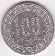 République Centrafricaine, 100 Francs 1982, En Nickel, KM# 7 - Centrafricaine (République)