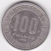 République Centrafricaine, 100 Francs 1975, En Nickel, KM# 7 - Centrafricaine (République)