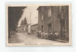 38 Isère Chaponnay Avenue De La Place Animée - Andere Gemeenten