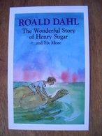 CPM Roald Dahl, The Wonderful Story Of Henry Sugar, Tortue, La Merveilleuse Histoire De Henry Sugar, - Illustratori & Fotografie