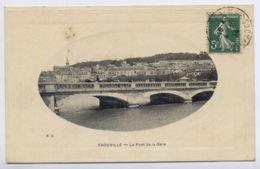 14*TROUVILLE-Le Pont De La Gare - Trouville