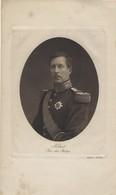 Gravure Albert Ier, Roi Des Belges - Prenten & Gravure