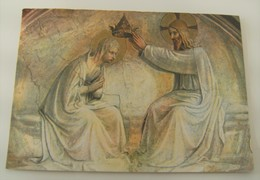 Image Pieuse Chromos Polychrome Dourgne Tarn Abbaye D'Encalcat 145 Draeger - Images Religieuses