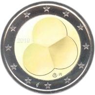 New - Dispo - 2 € Finlande 2019 - Commémorative UNC - 100 Ans Constitution Finlandaise - Paypal OK - Finlandía